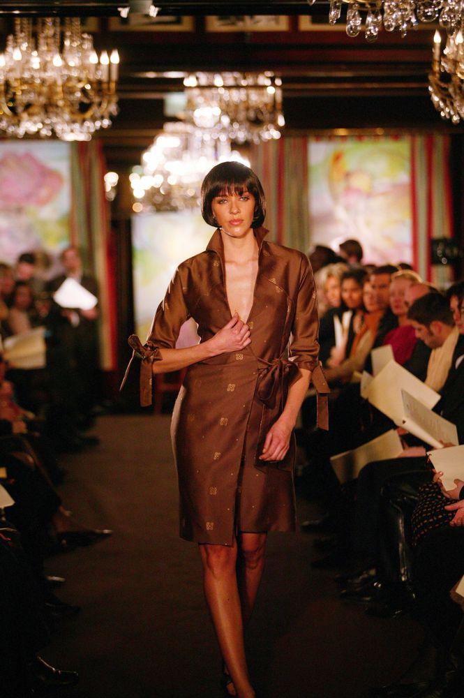 défilé mode Fouquets Paris