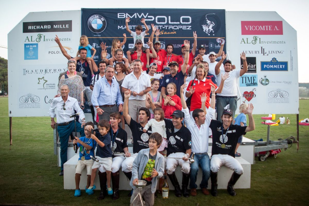 BMW Polo Master Tour Saint Tropez - Open de Gassin