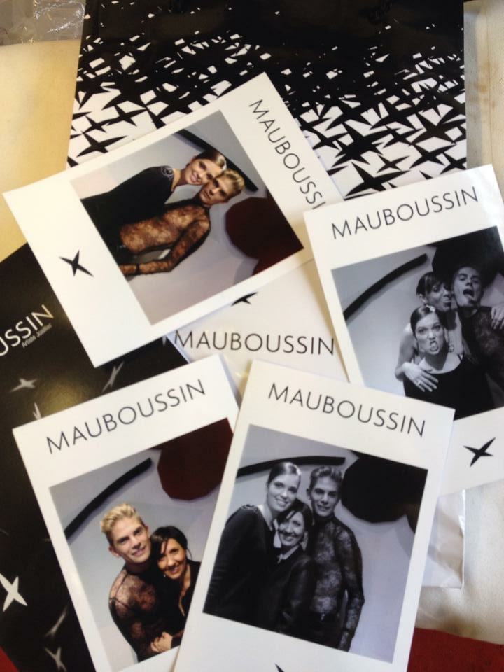 Boutique Mauboussin Paris