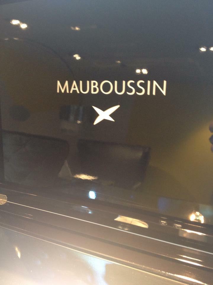 Boutique Mauboussin Paris